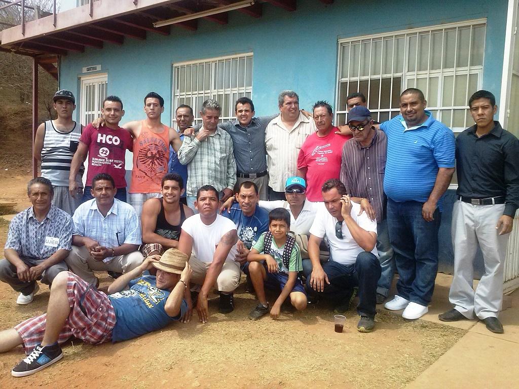 Inhabitantes del Centro de Rehabilitacion 3