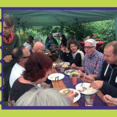 Herzliche Einladung zu unserem Sommer Highlight: GEBEN Garten-Party am 8.8.2020 14-18 Uhr